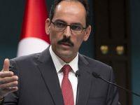 Cumhurbaşkanlığı Sözcüsü Kalın'dan İsrail'le Normalleşme Açıklaması