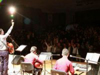 Grup Yürüyüş'ün Uludağ Üniversitesi Konseri Gerçekleşti