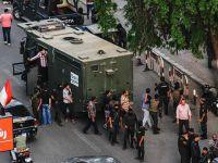 Mısır'da 25 Nisan Eylemleri: 423 Kişi Gözaltına Alındı!