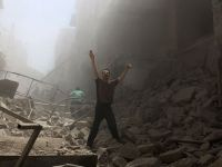 Emperyalist Rusya Halep'te 17 Sivili Daha Katletti!