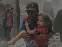 Esed Rejimi Halep'te Tıp Merkezini Vurdu: 5 Ölü, 25 Yaralı