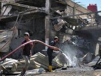 IŞİD'den Canlı Bomba Saldırısı: 5 PYD'li Öldü