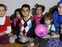 Suriyeli Aileler Yakınlarının Özlemiyle Yaşıyor