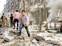 Halep Halkı Hangi Suçtan Ötürü Öldürülüyor?