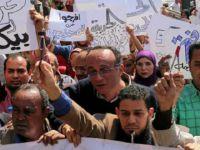 Mısır'da Ekonomik Kriz Protestoları Başlıyor