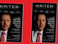 SETA Bünyesinde Hazırlanan Aylık Kriter Dergisi Yayın Hayatına Başladı