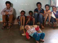 """Varil Bombası Akraba Olan 7 Çocuğu """"Sessiz"""" Bıraktı"""