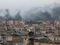 Halep İçin Ateşkes Girişimi