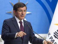 AK Parti MYK Toplandı, Davutoğlu Açıklama Yapacak