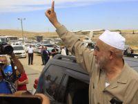 İşgalci İsrail Şeyh Salah'a Yurt Dışına Çıkış Yasağı Getirdi!