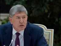 Almazbek Atambayev: Rusya'da Modern Faşizm Yükseliyor