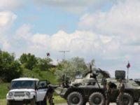 Çeçen Direnişçilerden Grozni'de Polise Saldırı