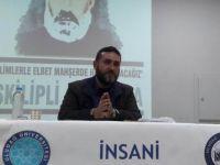 Uludağ Üniversitesi'nde İskilipli Atıf Hoca Konuşuldu