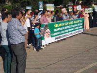 Amasya'da İşbirlikçi Hasina Yönetimi Lanetlendi!