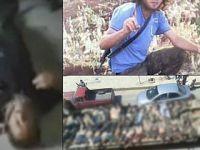 Muhaliflerden Direnişçilerin Cesetlerini Teşhir Eden YPG'ye Misilleme
