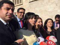 HDP'den Dokunulmazlıkların Kaldırılması Sonrası İlk Açıklama