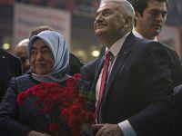 Binali Yıldırım Bin 405 Oyla AK Parti'nin 3. Genel Başkanı Oldu