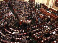 Mısır'da Milletvekillerine Konuşma Yasağı