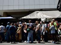 Venezuela'da Halk Yiyecek Bulmakta Zorlanıyor