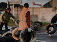 Fransa'da Grev Tüm Rafinerilere Yayıldı