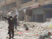 Esed Güçleri Pazar Yerine Saldırdı