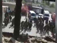 Hama'da Mahkûmlar Cezaevinin Kontrolünü Ele Geçirdi