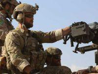 Rakka'da 'YPG Armalı' ABD Askerleri