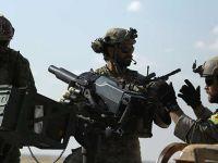 YPG Üniformaları ABD'den!