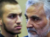 Kasım Süleymani'den Irak İtirafı