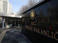 İsviçre'nin Ankara Büyükelçisi Dışişleri Bakanlığı'na Çağırıldı