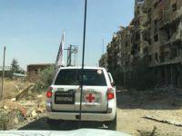 Kızılhaç, Afganistan'daki Yardım Faaliyetlerini Durdurdu