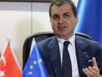 AB Bakanı Çelik: Bu İşler ABD Büyükelçisi'nin İşi Değildir