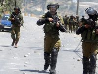İşgalci İsrail Askerleri Filistinli Bir Kadını Katletti!