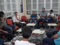 Kahramanmaraş Özgür-Der'de Sabır Kavramı Konuşuldu