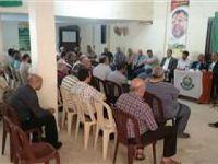 Nehru'l-Barid Mülteci Kampı Sakinlerinden Hamas'a Teşekkür