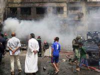 Bağdat'ta Bombalı Saldırılar: 22 Ölü