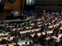 BM'de Hukuk Siyonist İsrail'e Emanet