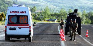 Şemdinli'de Bazı Bölgelerde Sokağa Çıkma Yasağı