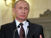 """Putin: """"Türkiye'ye Doğalgaz Sevkiyatını Bir Gün Dahi Durdurmadık"""""""