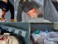 Özgür-Der: Suriyeli 11 Masumun Katledilmesi Zulmünün Üzeri Örtülemez!