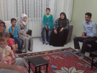 İzzetli Muhacir Bir Aileyle İftarımızı Açtık