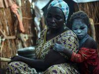 """""""Nijerya'da 200 Kişi Açlıktan ve Susuzluktan Yaşamını Yitirdi"""""""