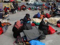 Yunan Adalarındaki Göçmenlerin Çilesi Yıllarca Sürebilir