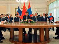 Rusya, Çin ve Moğolistan Arasında Ekonomik Koridor Anlaşması