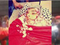 Ramallah Çocuk Şehidi Uğurladı