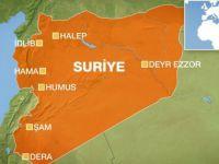 Halep'te Bir Rusya Askeri Öldü