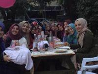 Özgür-Der Beykoz Şubesi Genç Hanımlar İftarı
