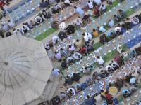 Bingöl'deki Müslümanlar Ümmet İftarında Buluştu