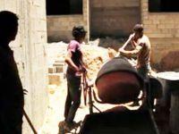 Gazze'nin İnşaat Çilesi