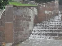İstanbul'da E-5'i Su Bastı